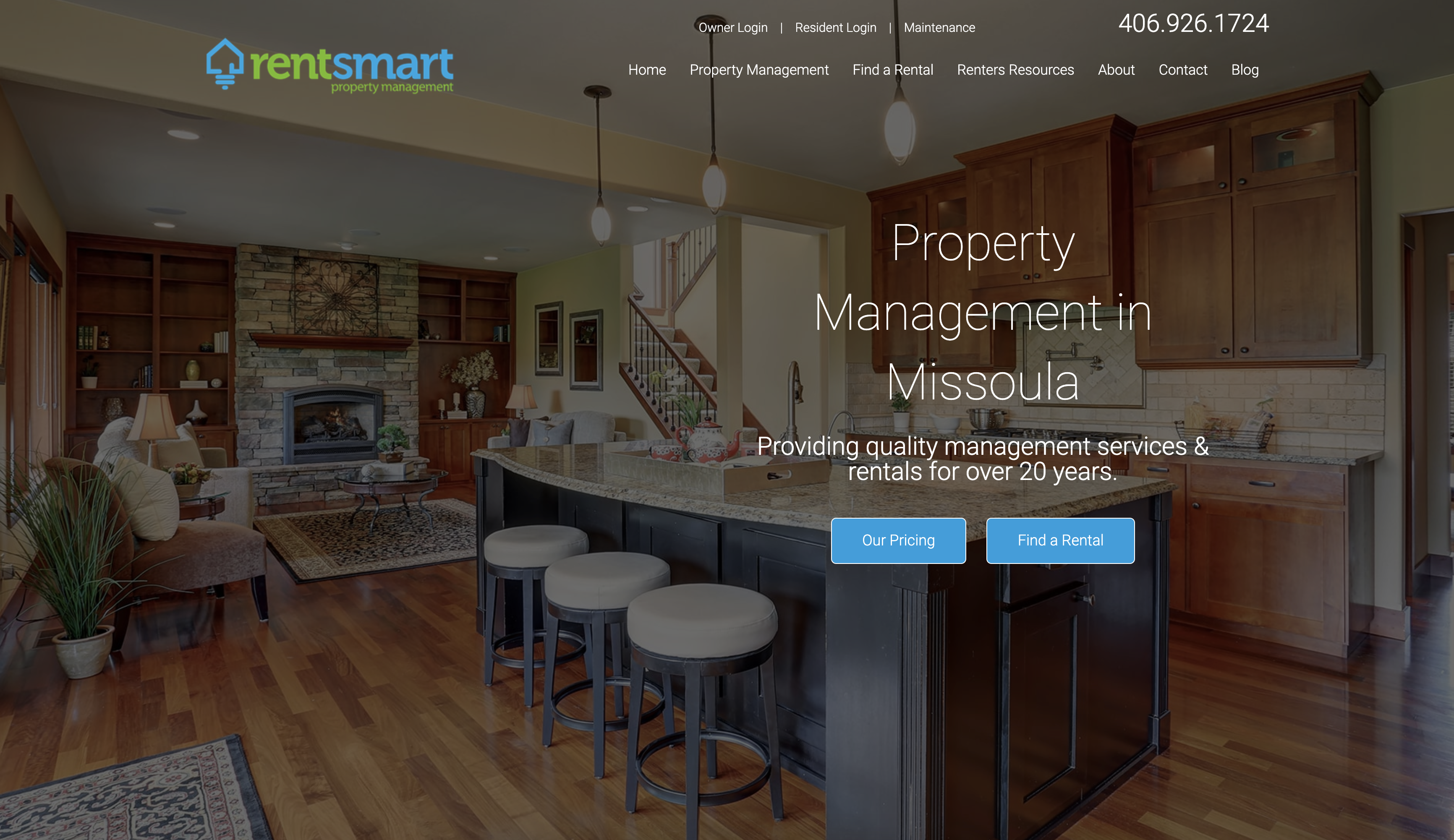 Missoula Property Management and Property Managers, Missoula